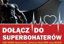 Photo of OSP Szczurowa zaprasza na Akcję Krwiodawstwa
