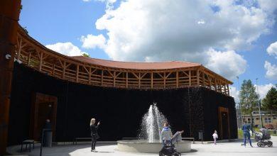 Photo of Bochnia. Otwarcie tężni solankowej na Dzień Dziecka