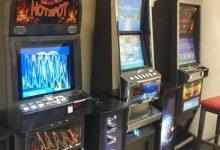 Photo of Brzesko. Policjanci i celnicy zabezpieczyli automaty do gier hazardowych