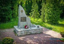 Photo of Brzesko. Wkrótce remont pomnika poświęconego pamięci ofiar bombardowań stacji kolejowej na Słotwinie