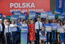 Photo of Tarnów. Konwencja Wyborcza Władysława Kosiniaka-Kamysza / 6 czerwca 2020 r.