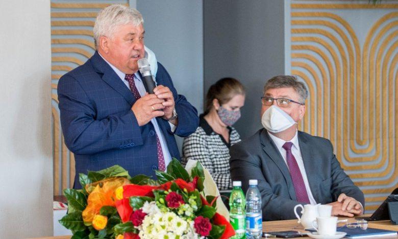 Photo of Wojnicz. Burmistrz z jednogłośnym absolutorium