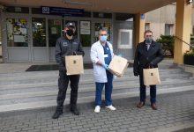 Photo of Więźniowie z Nowego Wiśnicza uszyli maseczki dla szpitala w Brzesku