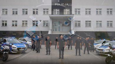 """Photo of Brzescy policjanci """"pompowali"""" dla dzieci chorych na SMA / video"""