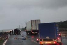 Photo of Wypadek na autostradzie A4 / 477 km Wokowice / 19 czerwca 2020 r. / video
