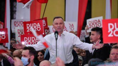 Photo of Andrzej Duda prezydentem Polski – wyniki wyborów