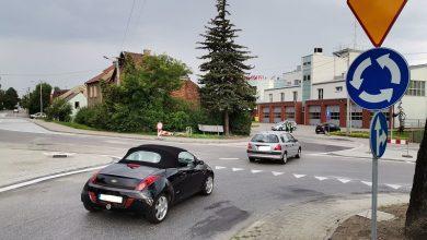 Photo of Bochnia. Rondo przy straży już funkcjonuje