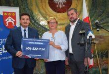 Photo of Wsparcie z budżetu państwa dla Gminy Borzęcin