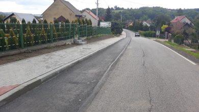Photo of Trwają prace na drodze powiatowej za blisko 5 mln złotych