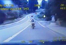 Photo of Pościg za motocyklistą drogą wojewódzką 977, zakończony blokadą w Tuchowie