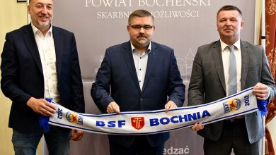 Photo of Powiat Bocheński partnerem BSF