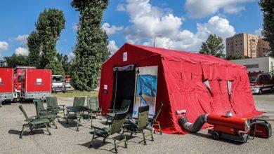Photo of 50 namiotów dla Ochotniczych Straży Pożarnych