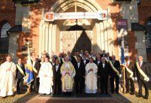 Photo of Rycerze Kolumba z diecezji tarnowskiej pielgrzymowali do Szczepanowa / zdjęcia