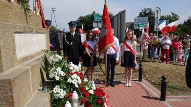 Photo of Uroczystości 100. rocznicy Bitwy Warszawskiej w Gminie Dębno