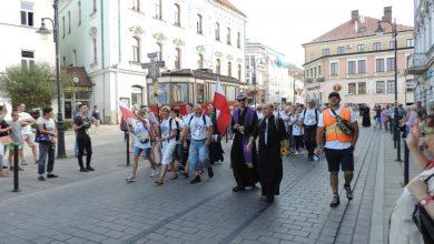 Photo of 38. Piesza Pielgrzymka Tarnowska wyruszyła na szlak / zdjęcia / 17 sierpnia 2020 r.