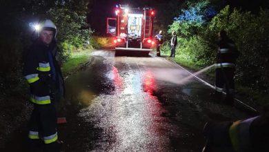 Photo of Nietypowe zadanie dla strażaków z Gminy Borzęcin /1 września 2020 r.