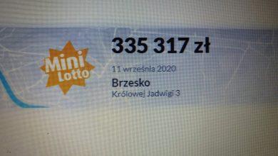 Photo of Duża wygrana w Lotto w Brzesku / 11 września 2020 r.