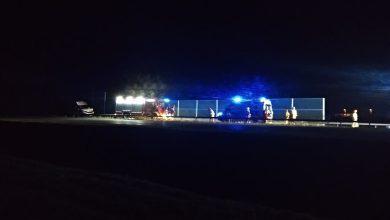 Photo of Wypadek na autostradzie A4 – zderzenie dwóch samochodów dostawczych / Bielcza / 18 września 2020 r.