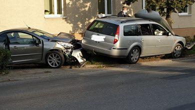Photo of Brzesko / Policja zatrzymała sprawcę dwóch niedzielnych kolizji / zdjęcia
