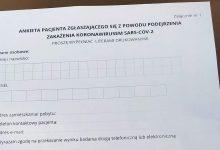 """Photo of Ankiety """"covidowa"""" dla pacjentów w brzeskim szpitalu źródłem nieporozumień"""
