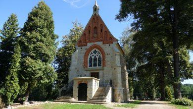 Photo of Dębno / Pierwszy etap renowacji kaplicy Jastrzębskich zakończony