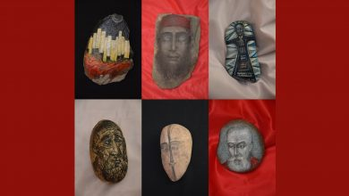 """Photo of Wystawa """"Mówią kamienie"""" w Regionalnym Centrum Kulturalno-Bibliotecznym w Brzesku"""