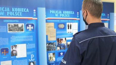 """Photo of Wystawa """"Policja kobieca w Polsce"""" zaprezentowana w brzeskiej jednostce"""