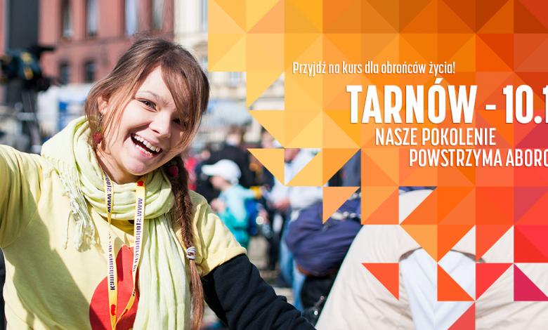 Photo of Kursy obrońców życia w Tarnowie / 10 października 2020 r.