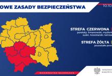 Photo of Od soboty cała Polska w strefie żółtej / 10 października 2020 r.
