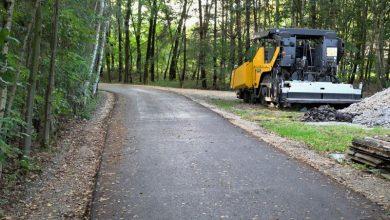 Photo of Gmina Borzęcin. Zmodernizowano drogi dojazdowe do pól