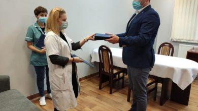 Photo of Pracownicy DPS-u z nagrodami