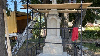 Photo of Renowacja kapliczki przy ulicy Jasnej