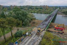 Photo of Rozpoczęły się prace rozbiórkowe starego mostu w Ostrowie