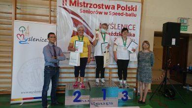 Photo of Seniorzy z Brzeska z medalami Mistrzostw Polski